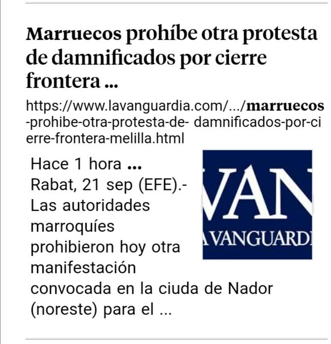 الصحافة الاسبانية تثير مسالة باشا المضيق