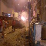 سقوط قتلى جراء انفجار خزان للمحروقات في بيروت