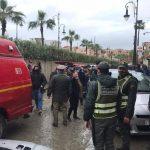 طنجة: ارتفاع حصيلة القتلى إلى 28 ومالك المصنع/القبو تحت العناية الطبية