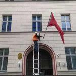 متطرفون يدنسون العلم المغربي وسط صمت رهيب من سلطات برلين