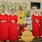 حوار مع السيدة نورا فضي متخصصة في تزيين العرائس والتنگيف