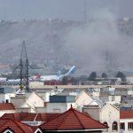 """أفغانستان: هجوم مزدوج و""""معقد"""" على مطار كابول يسفر عن جرحى وقتلى من بينهم جنود أمريكيون"""